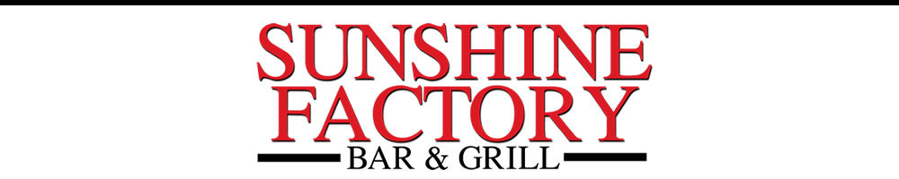 party card the sunshine factory bar and grill plymouth minnesota